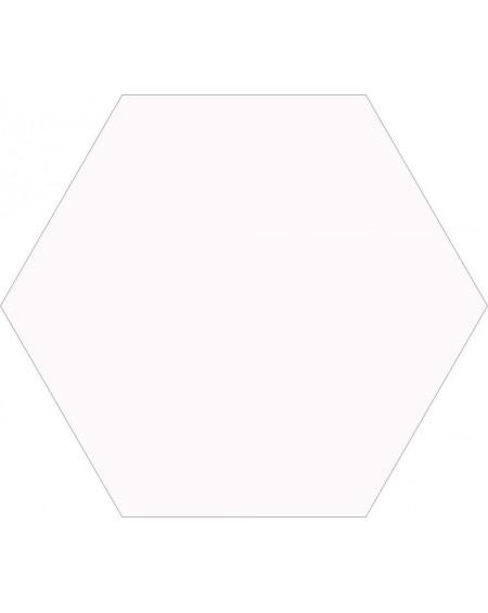 dlažba obklad hexagon Opal Blanco 28,5x33 cm výrobce Realonda