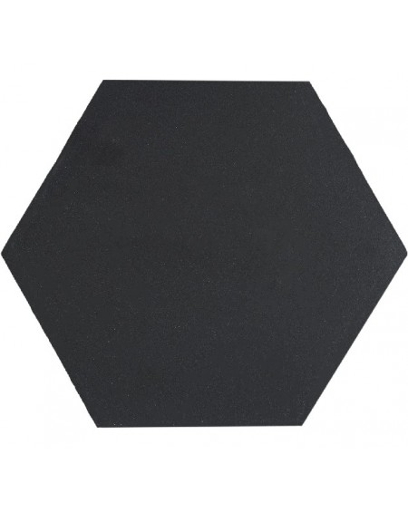 dlažba obklad hexagon Opal Negro 28,5x33 cm výrobce Realonda