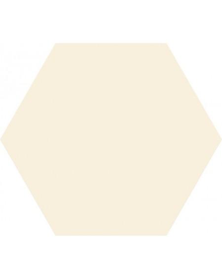 dlažba obklad hnědý hexagon Opal Crema 28,5x33 cm výrobce Realonda Šestihran