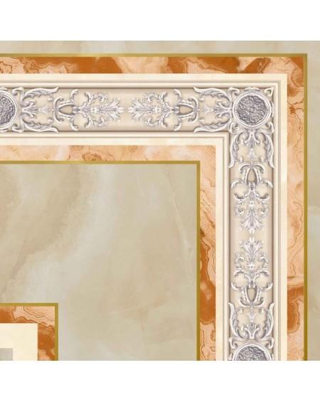 Dlažba-decor Steam Rossone Gres Brillo 50x50 cm výrobce Aparici/ks
