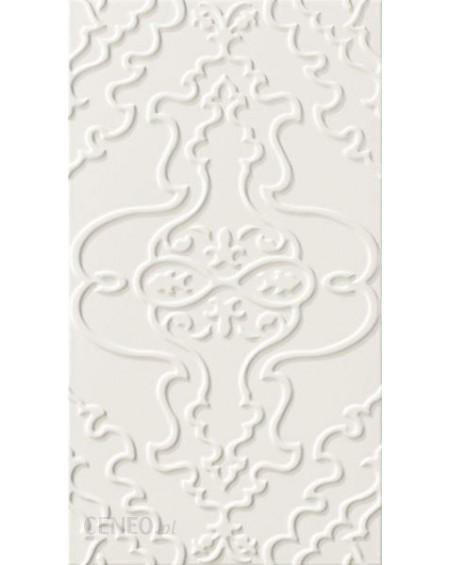 obklad vintage Amman Deco Blanco 31x56 cm výrobce realonda koupelny