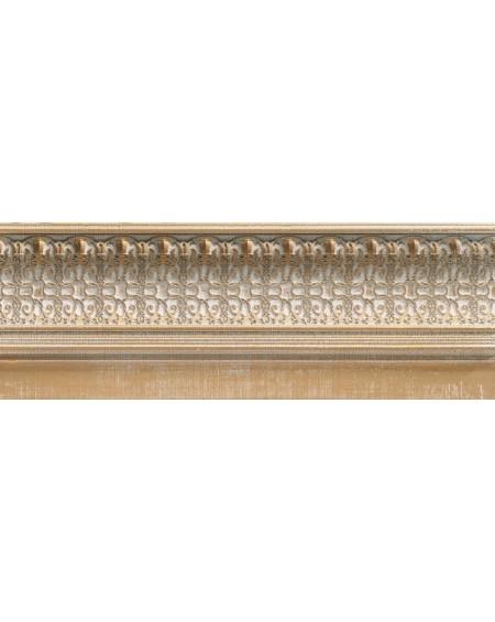 Cenefa zocalo Amman Gold 12x31 cm sokl spodní