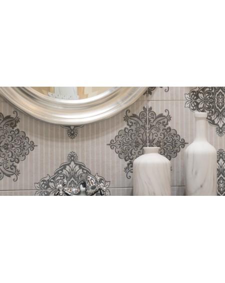 dlažba obklad pro koupelnu klasik Vintage Simona Deco 31x56 cm mat výrobce Realonda