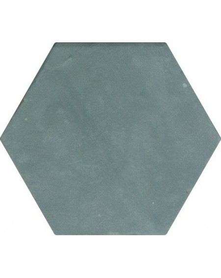 Dlažba obklad hexagon APE Carmen Nomade Turquesa 13,9x16 cm šestihran mat