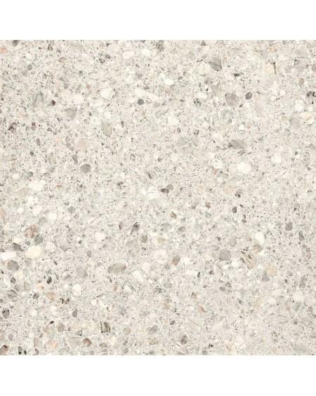 dlažba obklad velkoformátový imitující leštěný granit Shards large white 120x120 cm