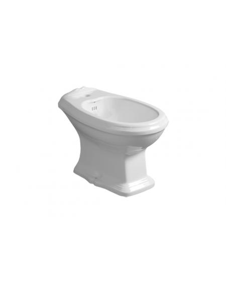 WC bidet stojící Arcade 823 WHT 55cm Retro vintage bílý
