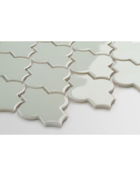 arabeska mozaika retro Dover Sage 7,5 x 10, 5 cm