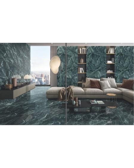 velkoformátová dlažba zelená 120x278 cm ultra slim 6,5 mm lappato výrobce Viva Italy