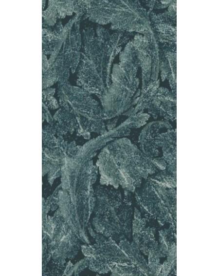 dlažba zelená květinový vzor Verde Saint Denis 59x118,2 cm TL. 10 mm lappato výrobce Viva Italy