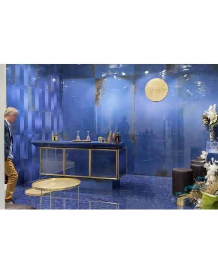 exkluzivní safírová modrá dlažba Zaffiro 59x118,2 cm lappato lucído výrobce Viva Italy