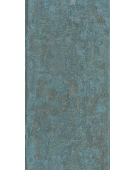 dlažba modrá imitující kov kámen Grunge Blue 59,55x119,3 cm Rtt. lappatto výrobce Aparici Es.