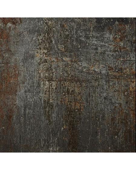 Velkoformátová kovová imitace Cast Iron Black Natural 59,55 x 59,55 cm Výrobce Apavisa