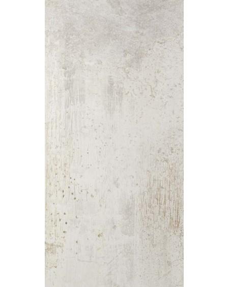 Velkoformátová kovová imitace Cast Iron WHITE Natural 59,55 x 119,3 cm Výrobce Apavisa