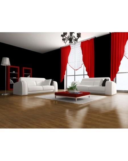 masivní podlahová prkna vyrobená z bambusu Wild Wood Karmel JAVA 185x125x14 cm systém pokládky Uniclik