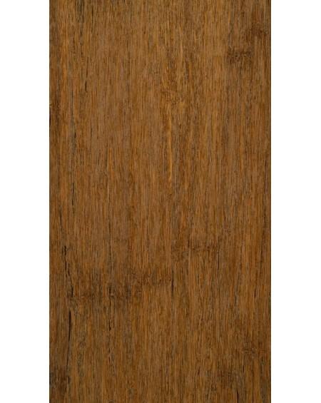 masivní podlahová prkna vyrobená z bambusu Wild Wood Med 185x125x14 cm systém pokládky Uniclik