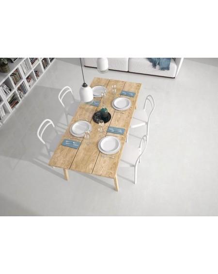 dlažba obklad neutro Metropoli blanco 80x80 cm EMIGRES