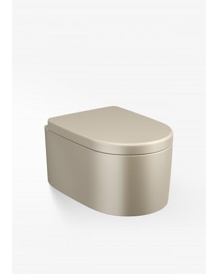 Armani Roca Gold Greige závěsná wc toaleta
