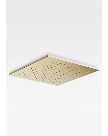 Armani Roca Gold dešťová sprchová hlavice 45x45 cm