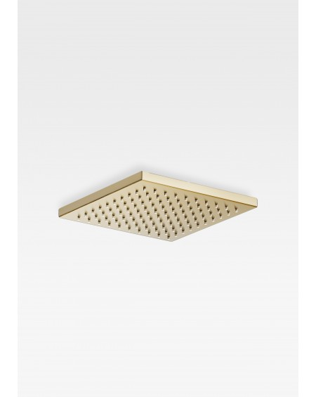 Armani Roca Gold dešťová sprchová hlavice 20x20 cm
