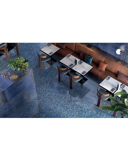 exkluzivní safírová modrá dlažba Frammenti Zaffiro 60x120 cm lappato lucido výrobce Viva Italy