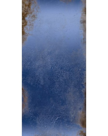 safírová modrá dlažba Narciso Zaffiro 60x120 cm lappato lucído výrobce Viva Italy