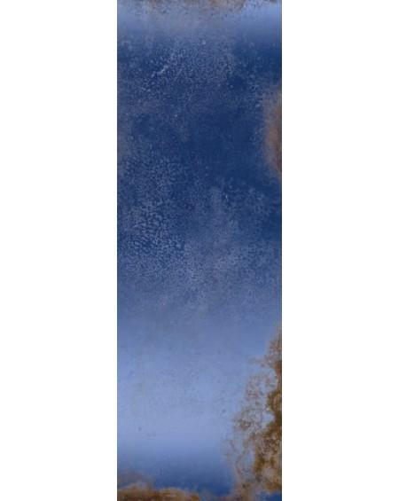 safírová modrá dlažba obklad Narciso Zaffiro 10x30 cm lappato výrobce Viva Italy