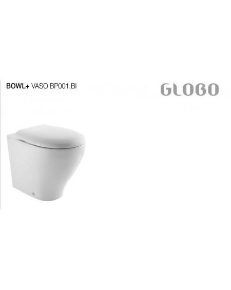 Stojící klozet serie Bowl BP001.BI - 38x55cm výrobce Globo