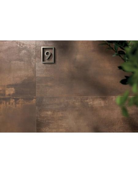Rust Interno 9 metalická dlažba 60x120 cm naturale matná výrobce ABK