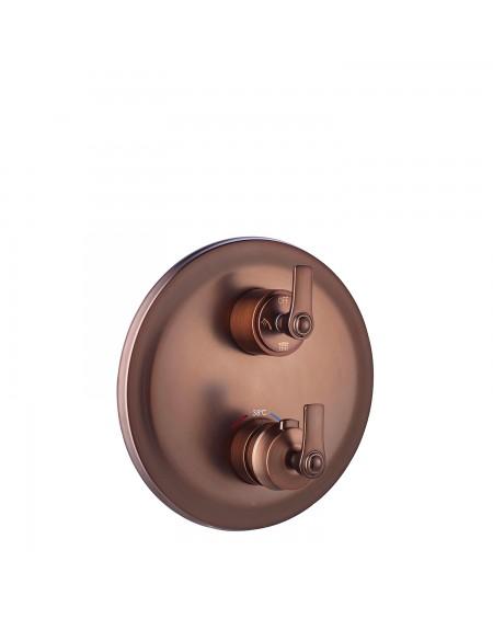 měděná podomítková termostatický směšovač, Retro Armance R 21T