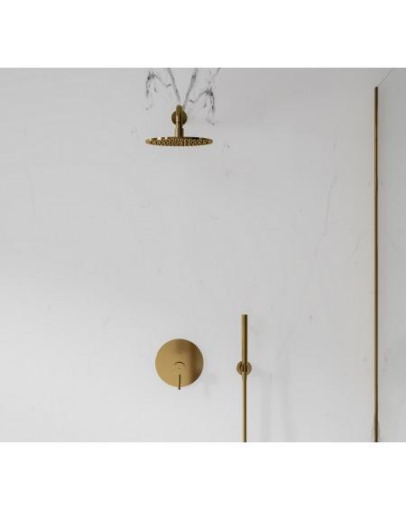 zlatý sprchový systém Gold Y