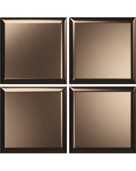 obklad metalic Bronze l Diva 15x15 cm výrobce Baldocer