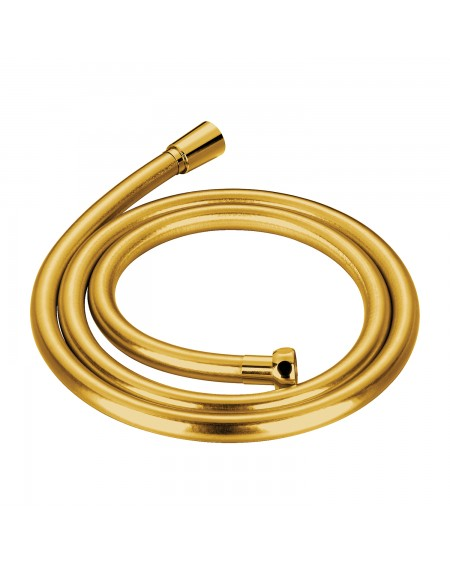 Zlatý sprchový set hadice Retro Armance H Gold