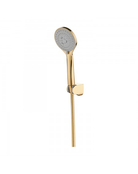 Zlatý sprchový set YO Art Deco Gold