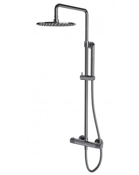 Sprchový termostatický nástěný systém Contour