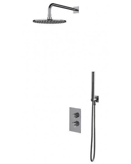Sprchový set podomítkový termostatický Contour