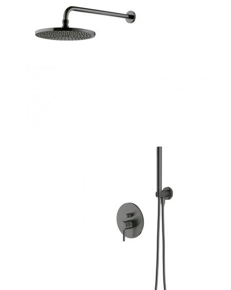 Systém sprchový podomítkový grafito Y SYS 35