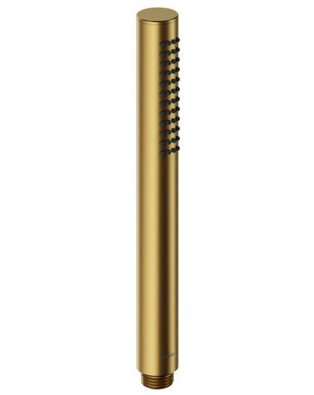 Zlatá broušená ruční sprcha Contour Gold