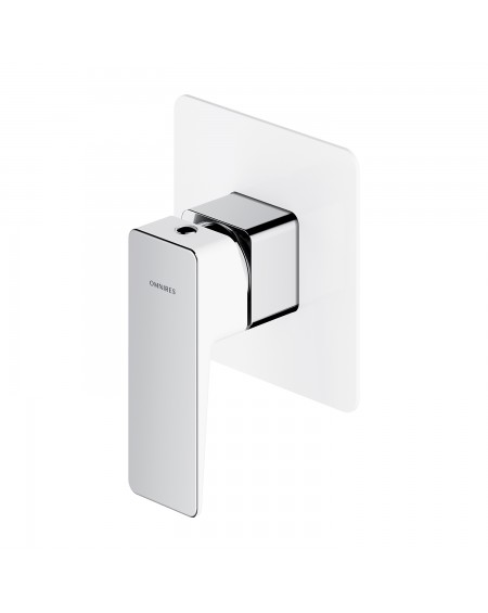 vodovodní sprchová baterie Parma bílá chrom