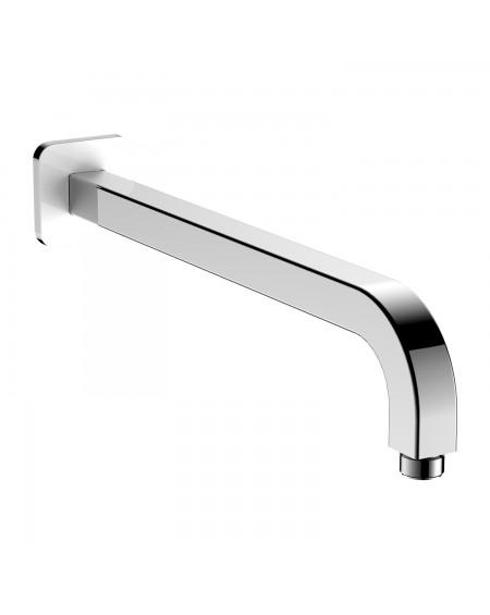 vodovodní rameno 35cm pro sprchu Parma chrom bílá