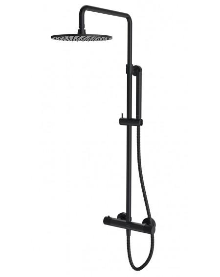 Atracitový sprchový systém podomítkový Contour