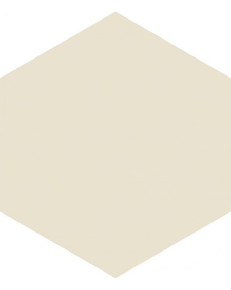 Dlažba hexagon matná white 17,5x20,2 cm výrobce Ape ceramica šestihran