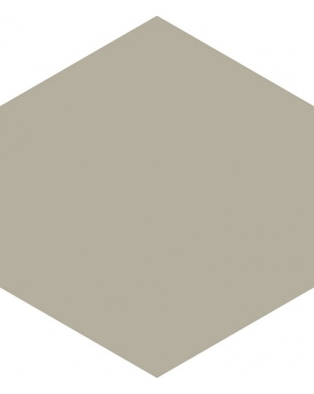 Dlažba hexagon matná grey 17,5x20,2 cm výrobce Ape ceramica šestihran