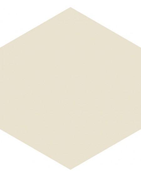 Dlažba hexagon matná beige 17,5x20,2 cm výrobce Ape ceramica šestihran