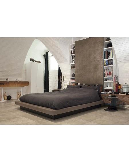 Dlažba imitující beton Walk beige 60x60cm rtt. Výrobce Gardenia Olrchidea kalibrováno