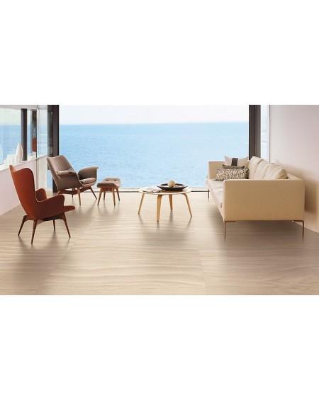 Dlažba exkluzivní serie Zero design Sabbia Thar Beige Naturale Rett. 60 x 120 cm výrobce Provenza matná