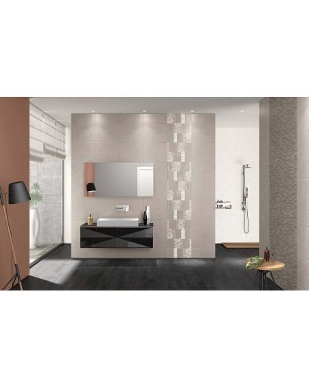 Koupelna Sense 20x50cm grigio výrobce Gardenia Orchidea šedá matná