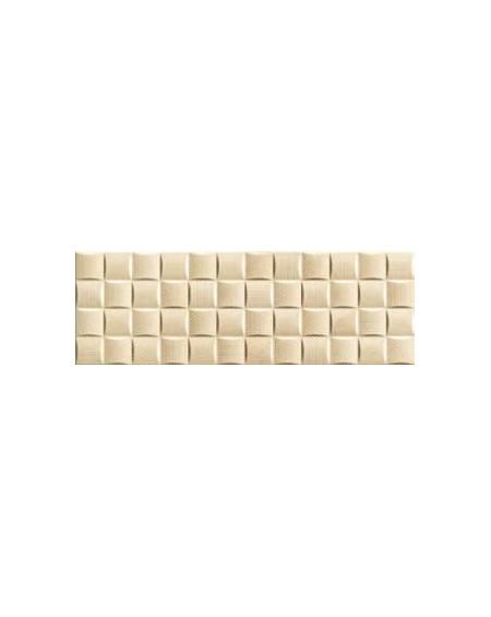 Obklad imitující pískovec 25x75cm Brickyard Rilievo dama beige výrobce Gardenia Orchidea /m2