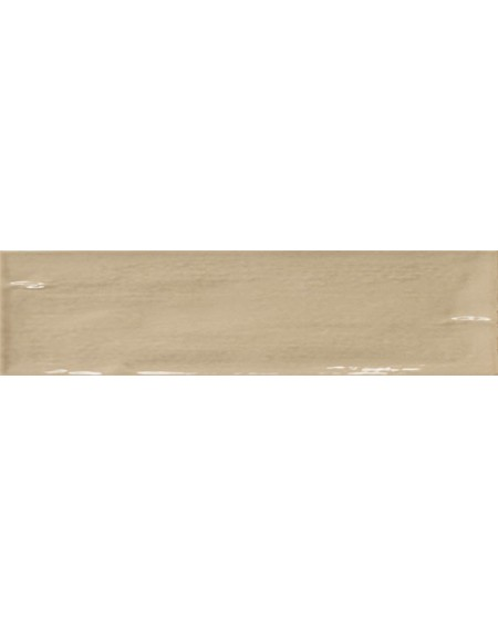 Obklad Belvedere retro tonalite Latte 10x30 cm výrobce Ape ceramica lesk