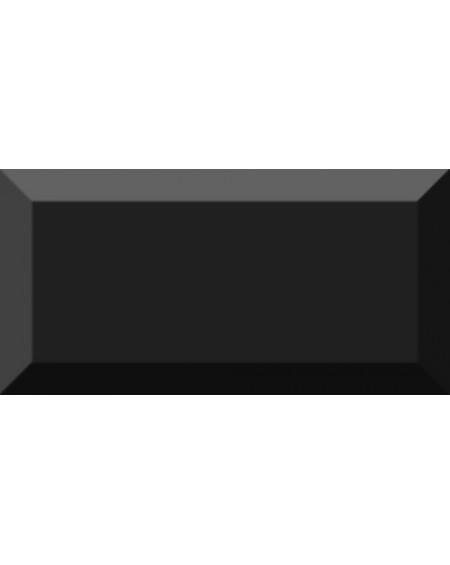 Obklad retro Mugat Negro 10x20 cm tvar diamante výrobce Vives ceramica