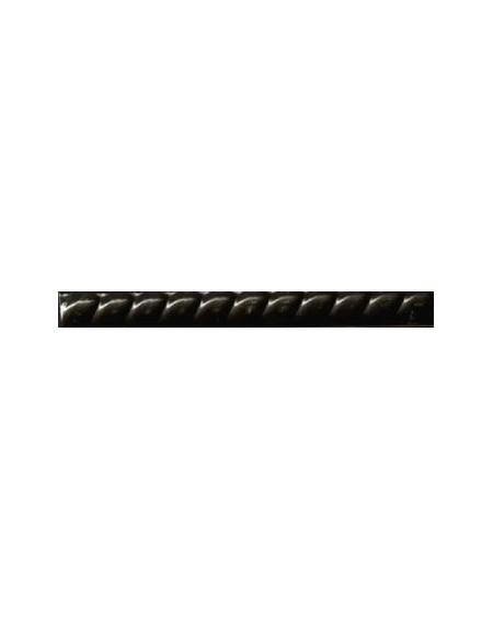 Dekoro 2x20cm Zola Tarpan negro mate výrobce Vives 1/ks
